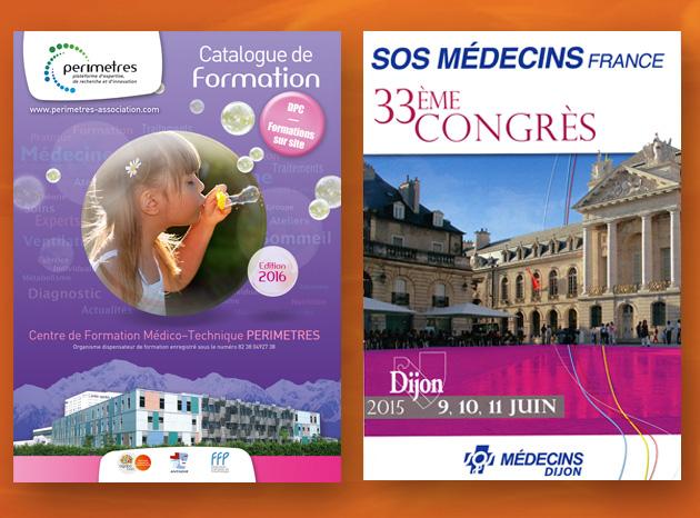 Couverture SOS Médecins France