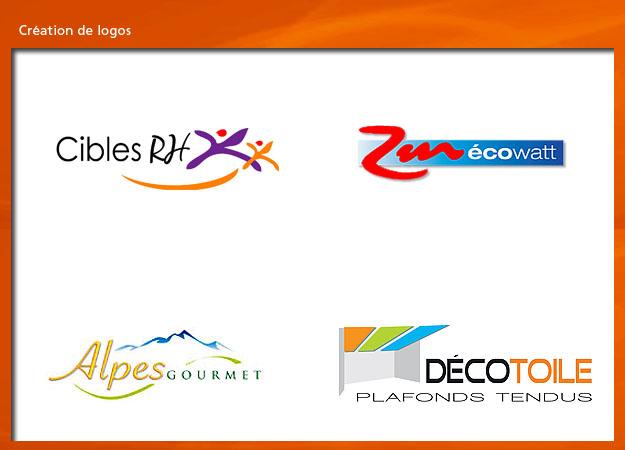 Création de logos en Isère