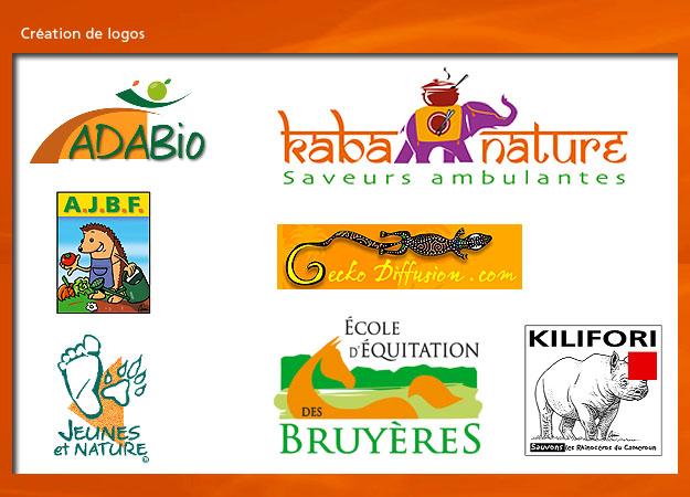 Création de logos sur Grenoble