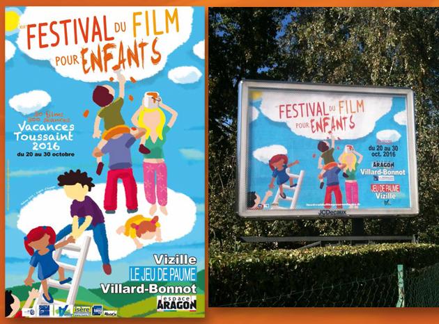 Festival du film enfant Vizille