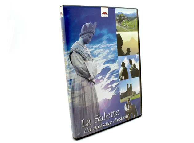Jaquette DVD La Salette