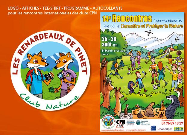 Les rencontres CPN Conseil général de l'Isère