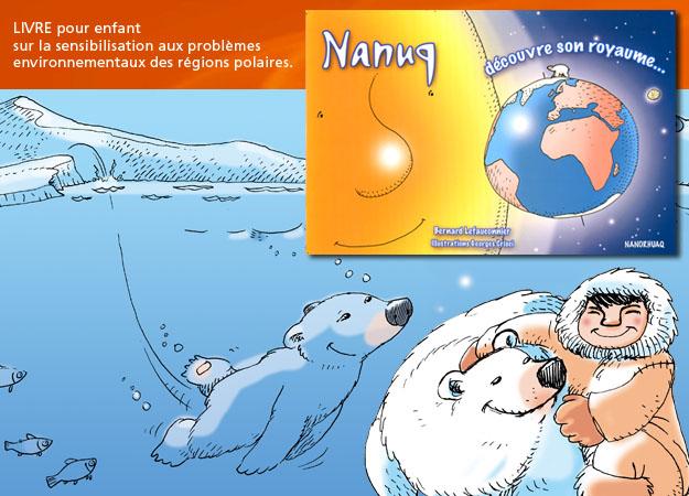 Nanuk illustrations