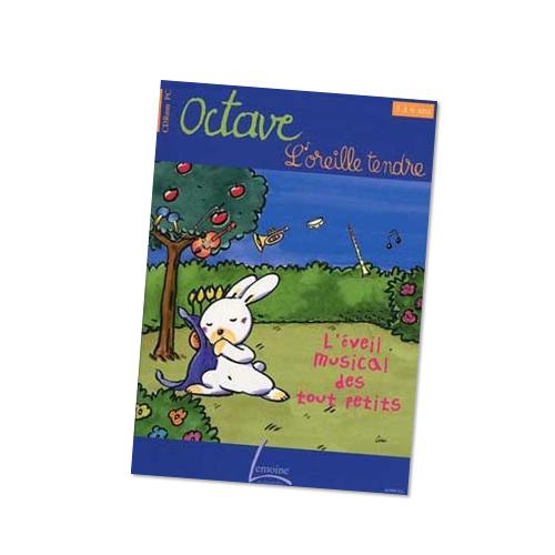 Octave l'oreille tendre livre pour enfants Grenoble George Crisci