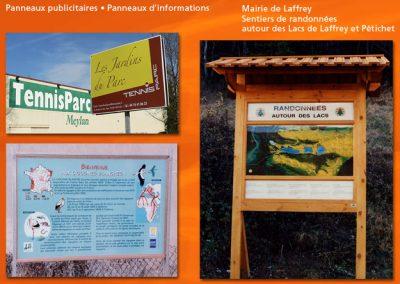 Panneaux / Expositions