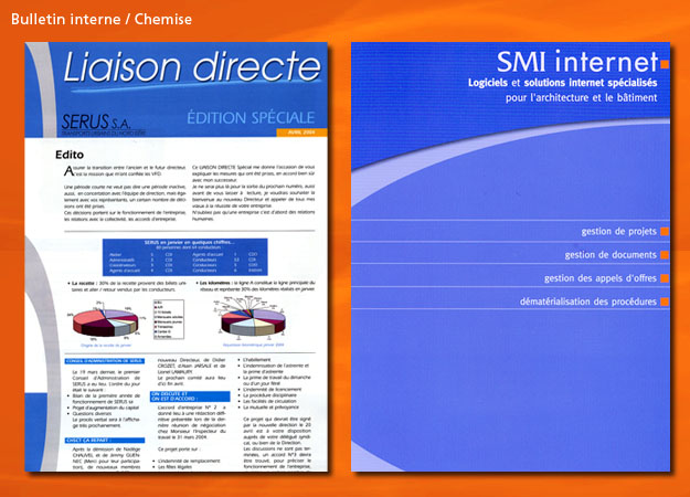 SMI Internet Liaison directe
